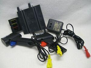 SCX Compact 1:43 GT Series Controller 2 Throttles, A/C Adaptor & Terminal Track