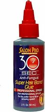 Salon Pro 30 Second Hair Bonding Glue 2 oz