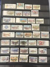 Lebanon 1998 2013 Fiscal Tax Revenue Mnh Stamp Lot - Your Only Source
