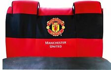 MANCHESTER UNITED CAR ACCESSORY: CAR BACK SEAT COVER - 2 SIZES AVAILABLE
