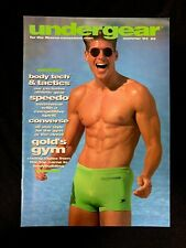 Undergear Catalog  - Summer 1993 - Vintage Mens Fashion