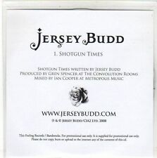 (EO296) Jersey Budd,  Shotgun Times - 2008 DJ CD