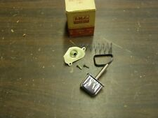NOS OEM Ford 1958 Fairlane 500 Door Handle Button Kit LH Skyliner Sunliner