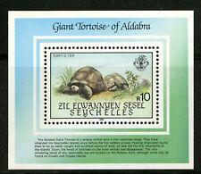 Seychelles-Sesel  1985  Scott # 110  Mint Never Hinged Souvenir Sheet