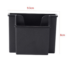 Auto Car Suv Storage Box Mobile Phone Charger Cradle Pocket Holder Free Shipping