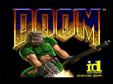 Doom - Sega Genesis 32X - Game Only