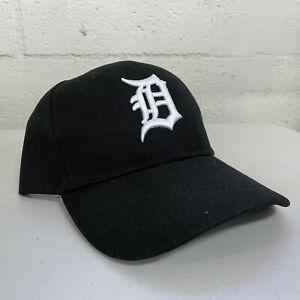 Detroit Tigers Cap Hat Embroidered Adjustable Curved Men DET