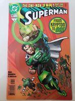SUPERMAN #147 (1999) DC COMICS WALT SIMONSON COVER! ONE MAN JLA Part 1 NM