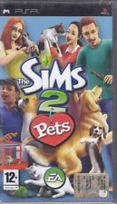 PSP PlayStation Portable THE SIMS 2 PETS new sealed italian