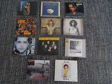 11 Maxi Singels Sammlung Gemischt (Die Ärzte, Robbie Williams, Elton John, Cher)