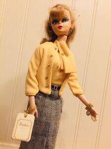 The Secretary Silkstone Barbie Doll Barbie Fashion Model Collection Gold Label