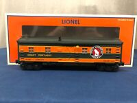 Lionel (Chicagoland Crew Car) Great Northern Bunk Car w/ Lights 6-5239-576