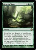 GENESIS WAVE Scars of Mirrodin MTG Green Sorcery RARE