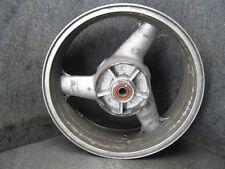 04 Kawasaki Ninja ZZR1200 ZZR 1200 Rear Rim Wheel R33