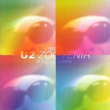 U2 Zoovenir VERY RARE OOP SWEDEN ONLY TRIBUTE CD-Pride,Sunday Bloody Sunday,etc.