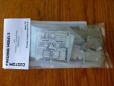Custom Finishing HO #7023 PANDROL JACKSON Rail Flaw Detector (Kit Form)
