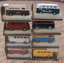 Auswahl: 1:87 BREKINA Modellautos VW T1 Bus, Neu mit OVP