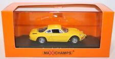Camión de automodelismo y aeromodelismo color principal amarillo