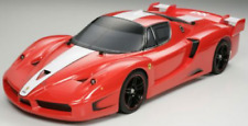 XL FERRARI ENZO FXX RECHARGEABLE Radio Remote Control Car FAST SPEED 1:10 RED