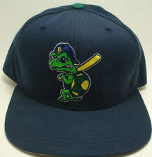 BELOIT SNAPPERS Athletics Snapback New Era Vtg 90s Hat Cap Minor Baseball MiLB