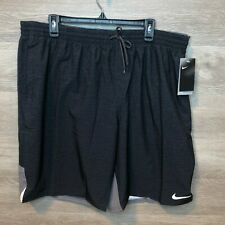 Nike Mens 3XL Repel Swim Shorts Gray NESS9754 NWT