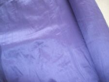 FABRIC---- HAND WOVEN DUPION SILK  114 CM WIDE  £38 FOR 5 METRES OR £7.60 METRE-