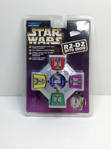 STAR WARS - R2-D2 DITTO DROID GAME - TIGER ELECTRONICS - 1997