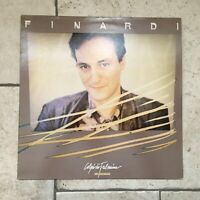 """Eugenio Finardi _ Colpi di Fulmine _ Vinile LP 33"""" _ 1985 Fonit Cetra"""