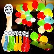 Ballons de fête multicolores pour la maison, pour mariage