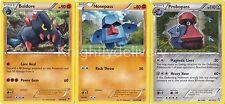 Pokemon Olivia Complete Deck - Nosepass - Boldore - Probopass - NM - 60 Cards