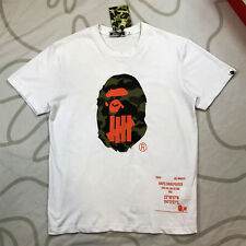 181c25e7f Mens A Bathing Ape T-shirt Undefeated Spirit Camo Bape.