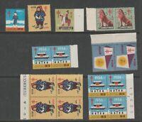 Japan Stamp Fiscal Revenue c45--20 Cinderella some? Ryukyu Islands? mnh Most
