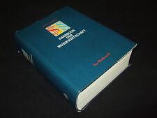 Dr. Rolf Moser / Andreas Scheuermann - Handbuch der Musikwirtschaft - gebunden
