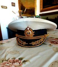 Russische Marine Admiral Schirmmütze mutze visor cap 1973 UdSSR