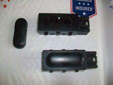 9L3Z-14A701-A FORD OEM Power Seat-Switch  w KNOB BLACK