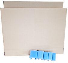 "24"" LCD TV Moving Storage Box with 4 Foam U Corners 15 - 25"