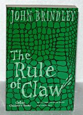 The Rule Of Claw, John Brindley- Paperback, Uncorrected Proof, 2007, Orion