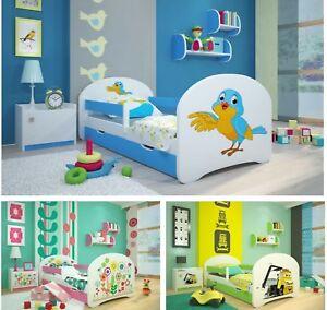 Toddler Bed Children Bed Kids Bed +FREE  MATTRESS  160x80