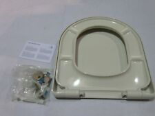 Origins Unbranded Soft Close Toilet WC Seat & Cover White C11375 Fittings Inc