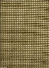 11.625 yds Schumacher Upholstery Fabric Trianon Velvet Check Moss Green BX