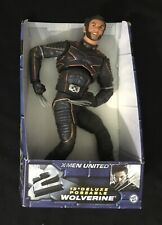 X-Men United 13 Inch Deluxe Poseable Wolverine Action Figure!
