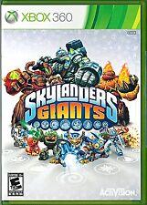 Skylanders Giant Xbox 360 with 7 cards