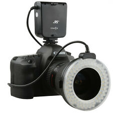 Aputure AHL-HC100 CRI95 LED Macro Ring Flash Light fr Canon 7D 5D Mark II III