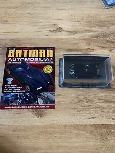 Eaglemoss Automobilia Batman Issue 42 The New Adventures of Batman Animated