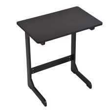 Protable Laptop Table Computer Desk Sofa Bed Side Table Stand Overbed Food Tray