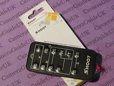 Infrarouge sans fil télécommande infrarouge pour Nikon D3300 D3200 D3000 D90, D80 D70S D70 D50