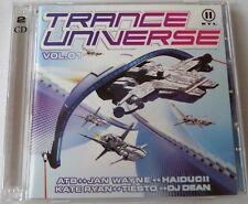 2-CD Trance Universe Vol. 01 - Neuwertig - Super toller Sampler !