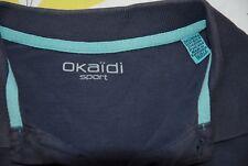 Polo T-shirt manches courtes, marque IdSport/Okaidi, 12 ans