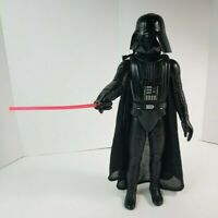 """1978 Vintage Darth Vader 15"""" Action Figure Complete w/Original Cape & Lightsaber"""