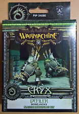 Warmachine - Cryx - Defile Bonejacks PIP 34090